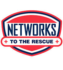 Networks To The Rescue