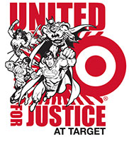 United For Justice At Target